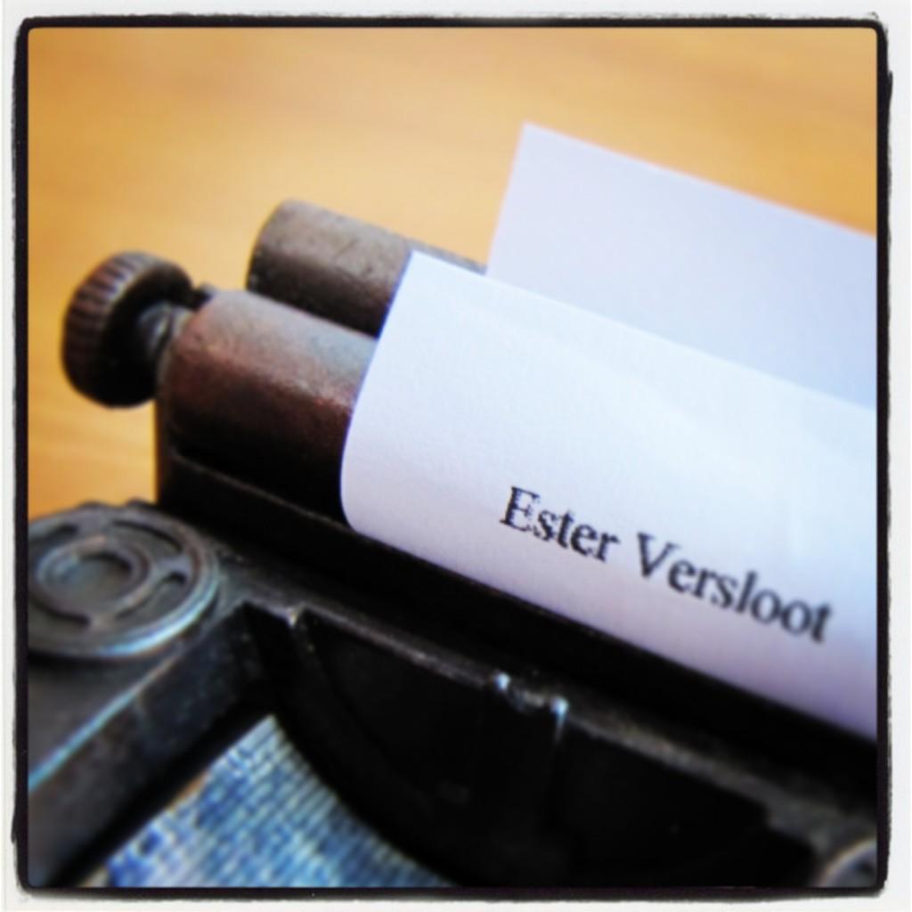 © 2013 Ester Versloot