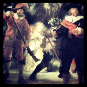 Nachtwacht - Rijksmuseum